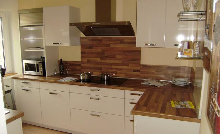 Beautiful Arbeitsplatte Küche Nussbaum Pictures - Home Design ...